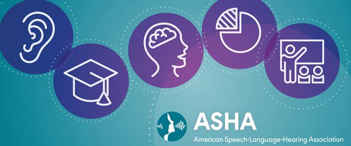 ASHA: American Speech-Language-Hearing Association
